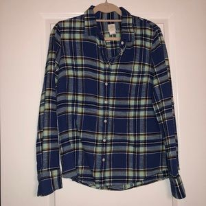 The boy shirt flannel by jcrew
